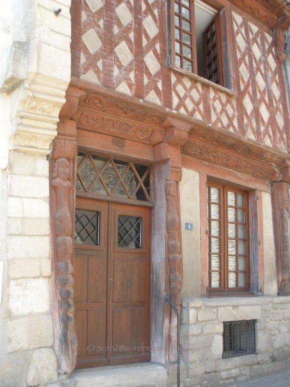 maison datee 1538