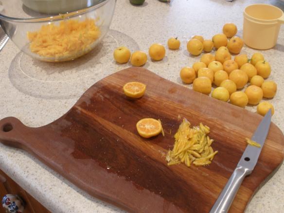 how to make cumquat jam