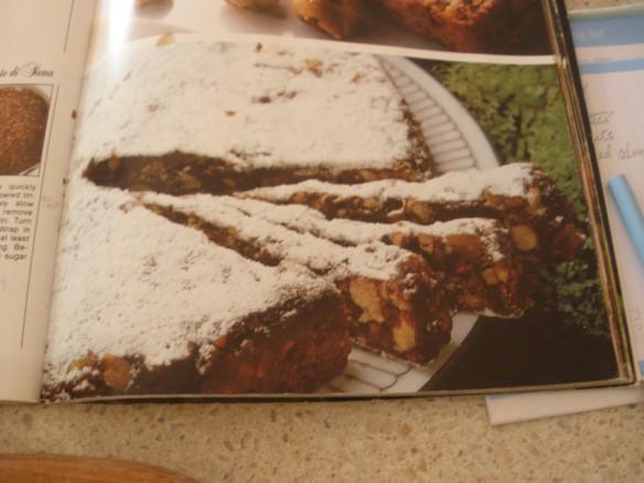 Sienna Cake