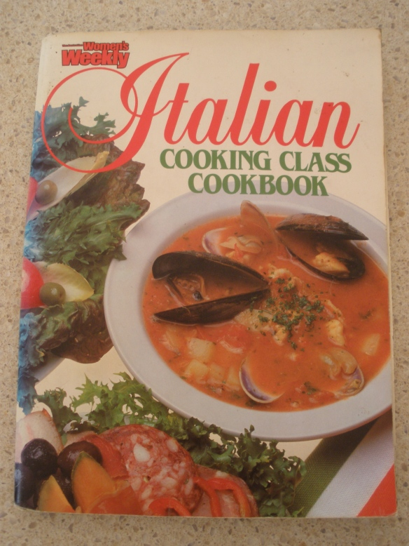 Woman's Weekly Italian Cooking Class Cookbook