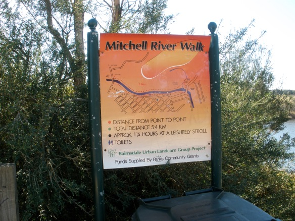 Mitchell river walk
