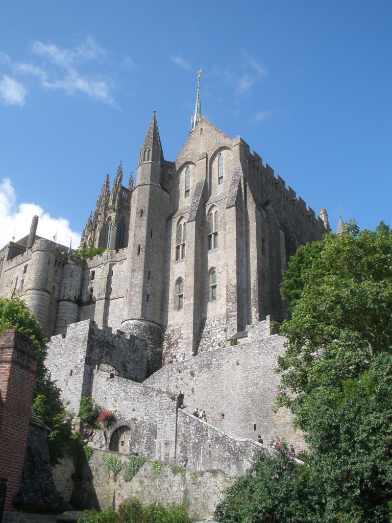 Mt St-Michel