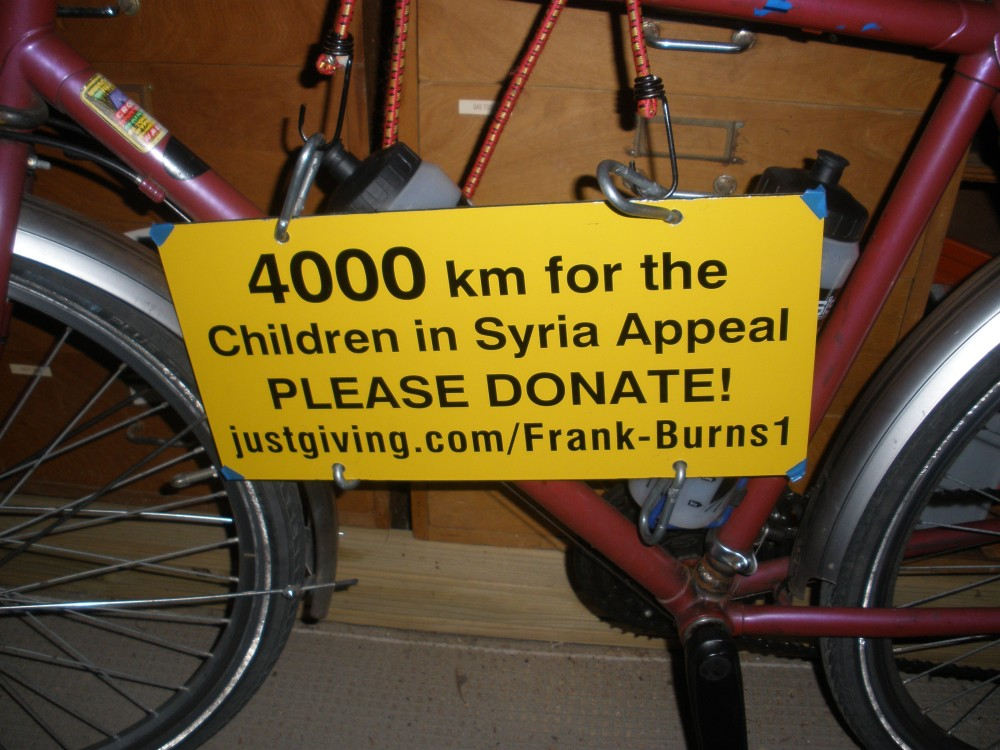 Children in Syria appeal