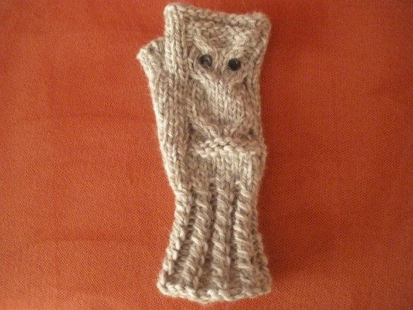 owl glove