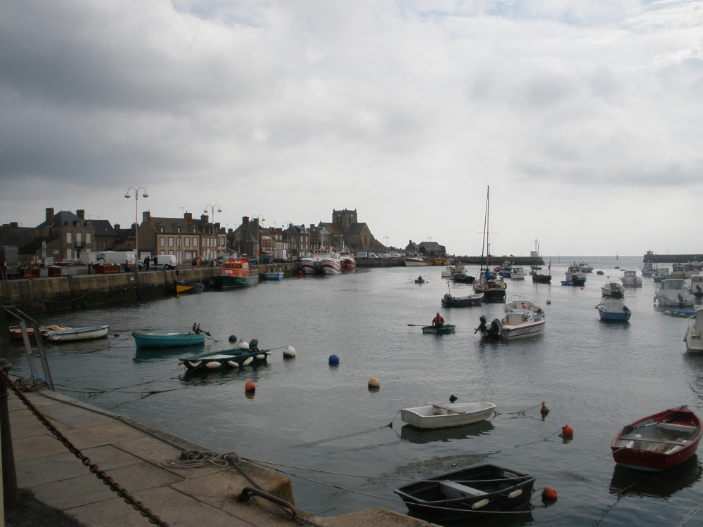 Barfeur harbour