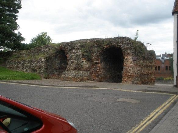 Roman archways