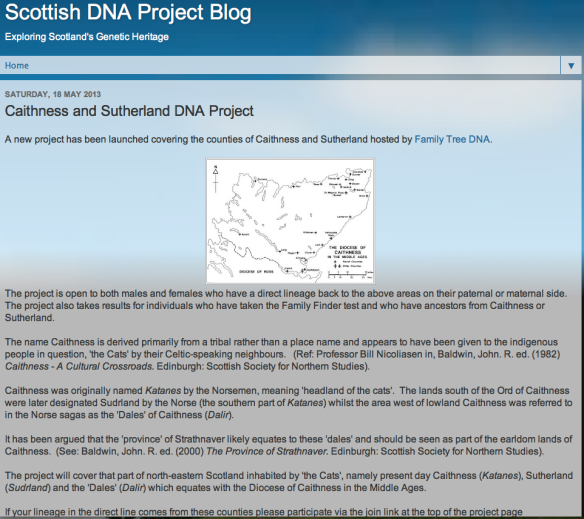 Project DNA
