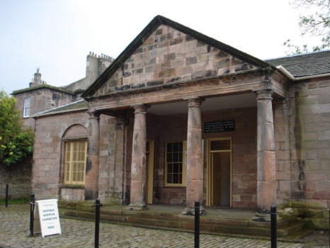 Main guard house