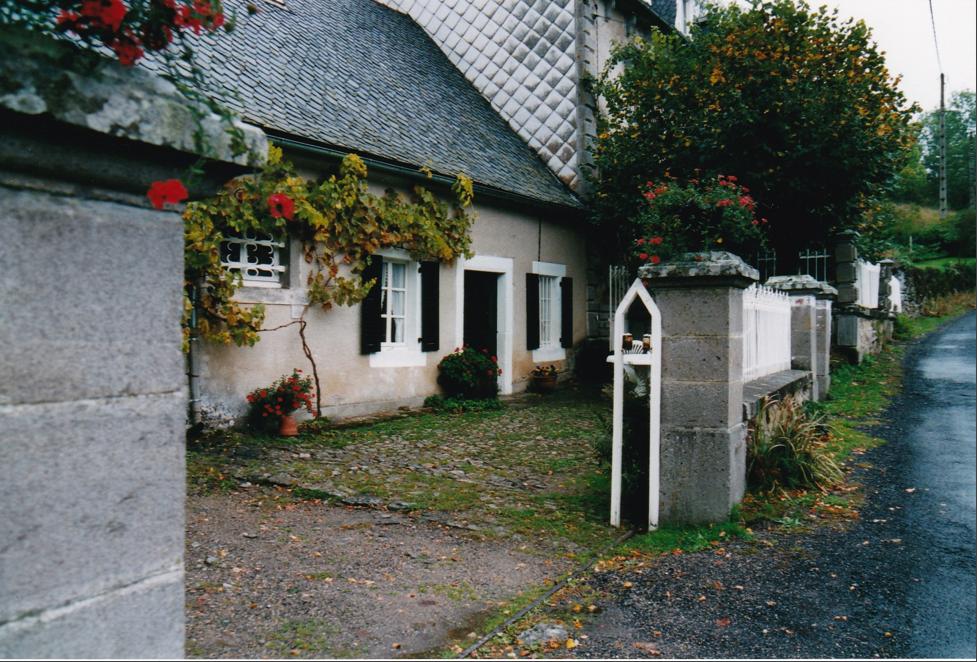 cottage at Condat
