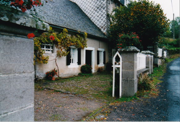 cottage at Condat