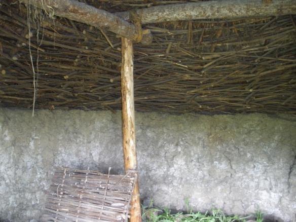 hut construction