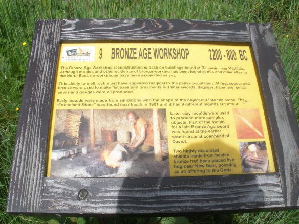 Bronze Age Workshop