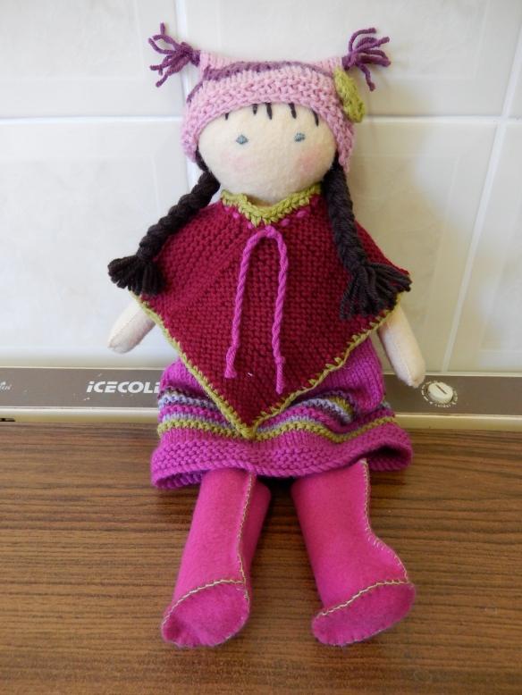 poncho skirt