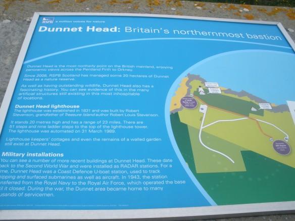Dunnett Head