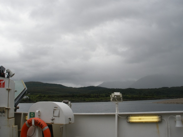 Mull weather
