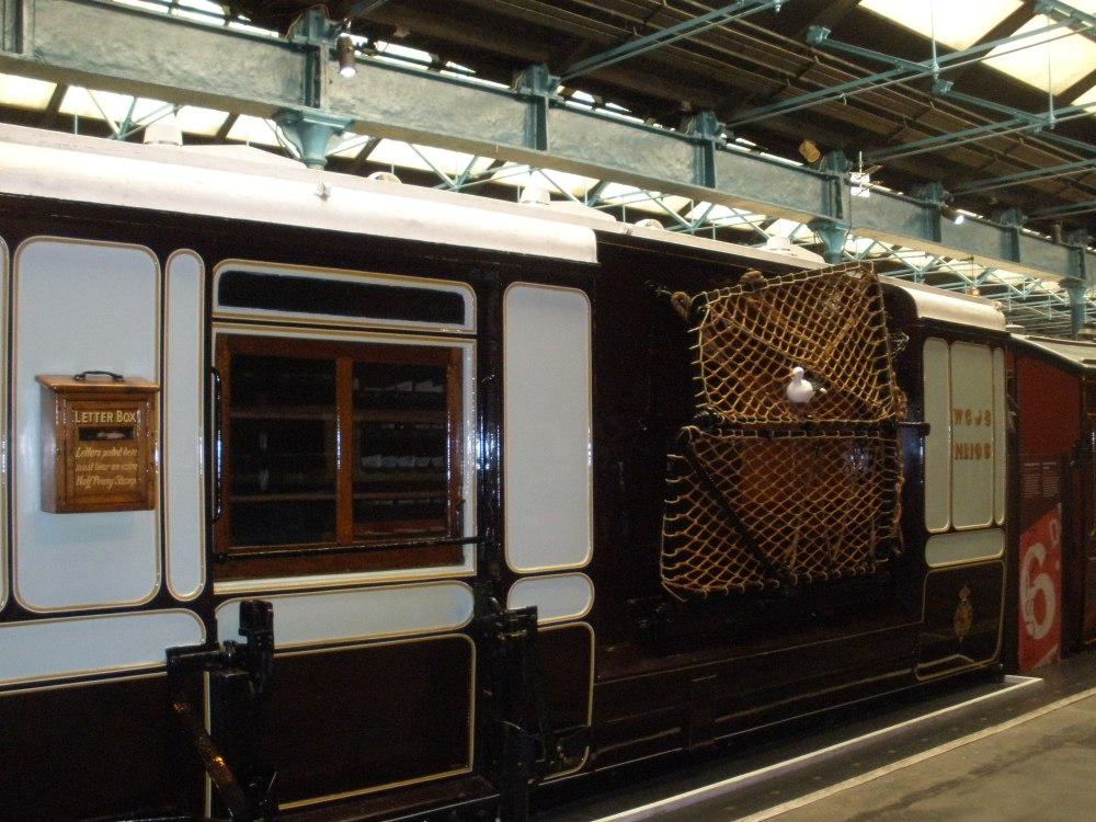 mail carriage