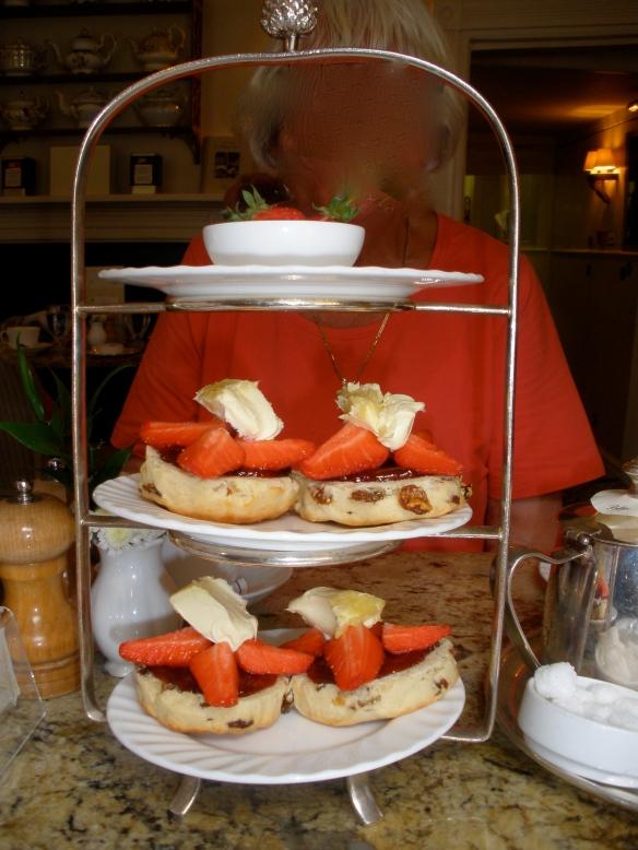 Betty's tearoom