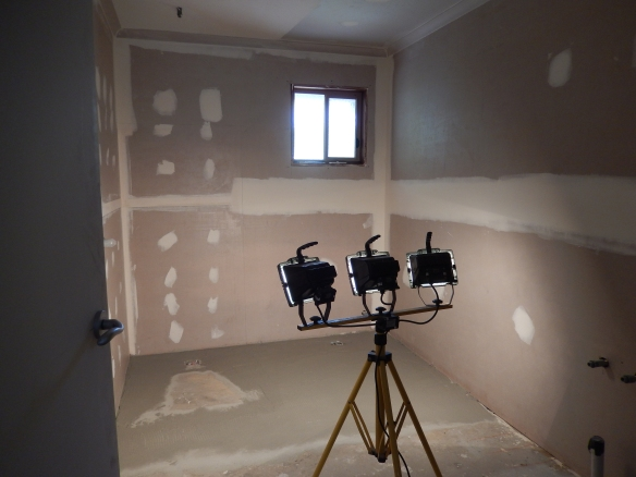 plastering and floor skimming