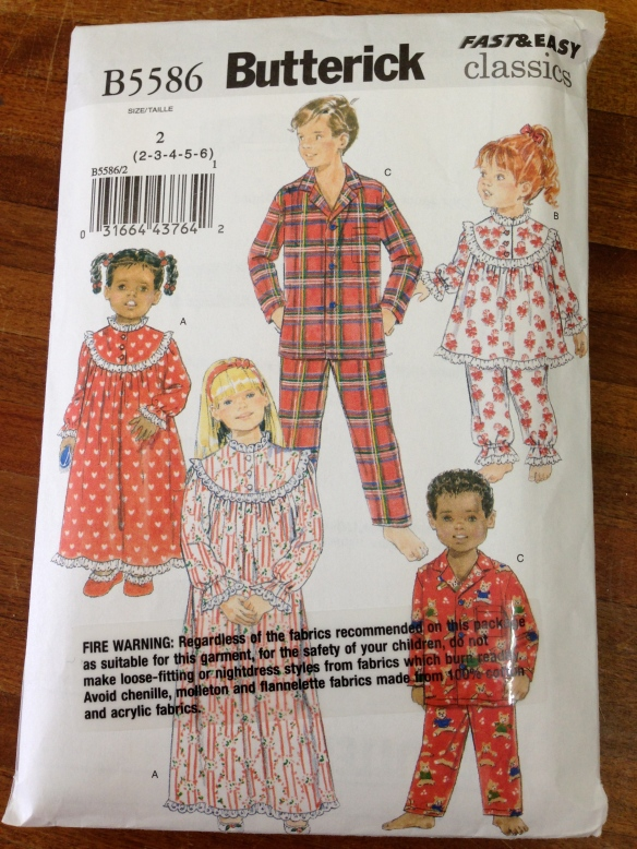nightie pattern