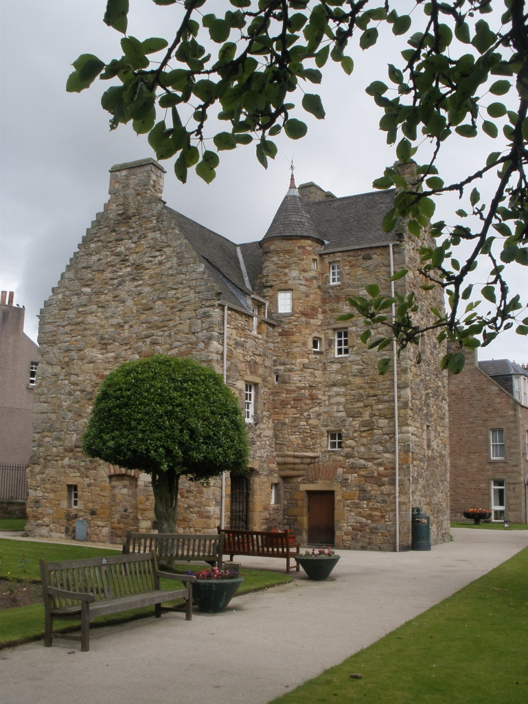 Mary, Queen of Scots House