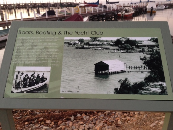 yachting history