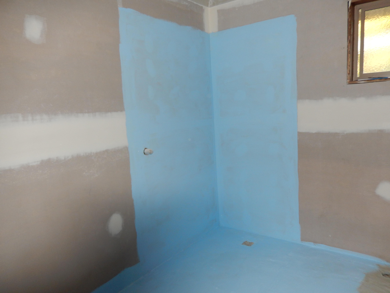 shower recess | Gippsland Granny