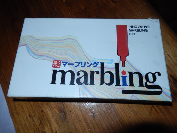 marbling inks