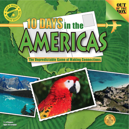 ten days in the americas