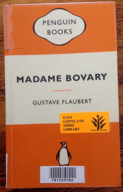 emmas perception of married life in madame bovary by gustave flaubert Abebookscom: madame bovary, level 6, penguin readers (2nd edition) (penguin readers, level 6) (9781405865319) by gustave flaubert and a great selection of similar new, used and collectible books available now at great prices.