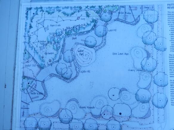 plan of park