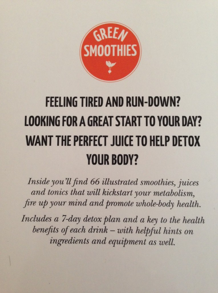 smoothies and juice
