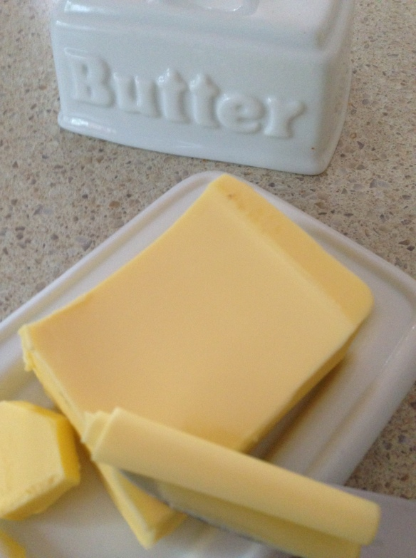 breakfast butter