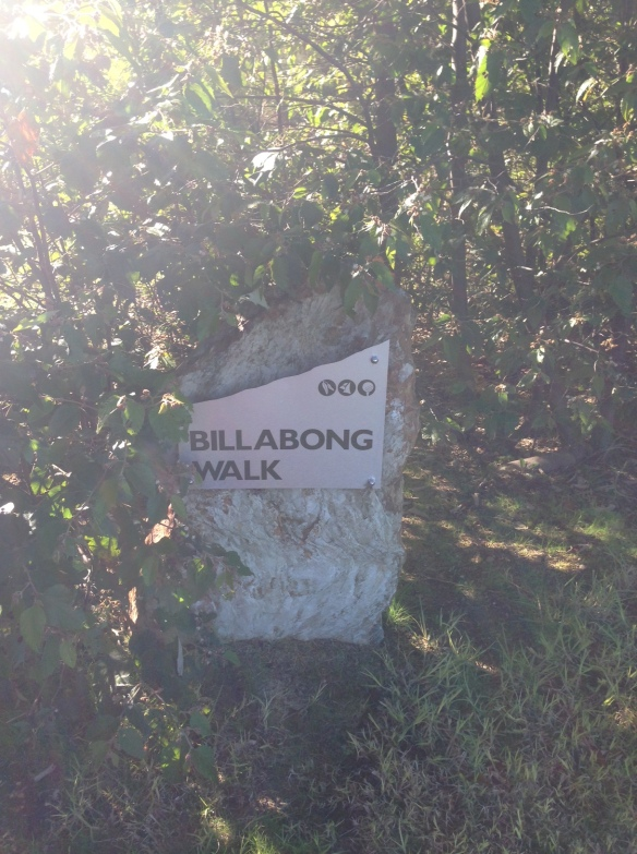 Billabong walk
