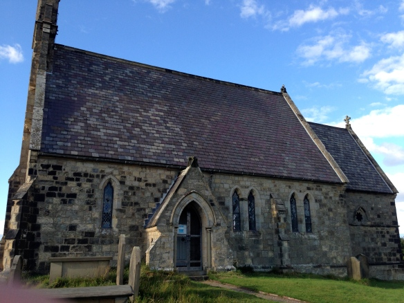Burythorpe church