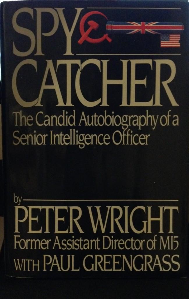 The spycatcher