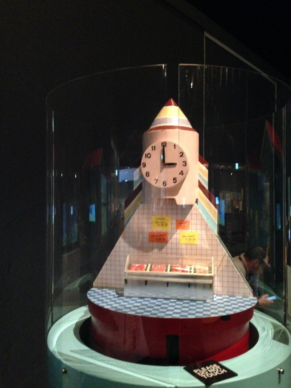 the rocket clock