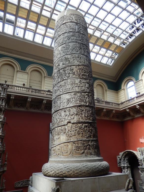Trajan's Column AD 113