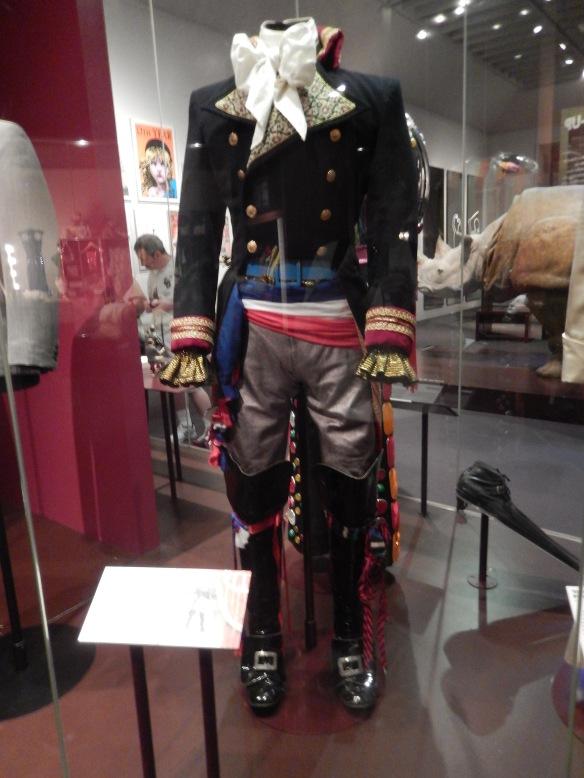 Adam's costume