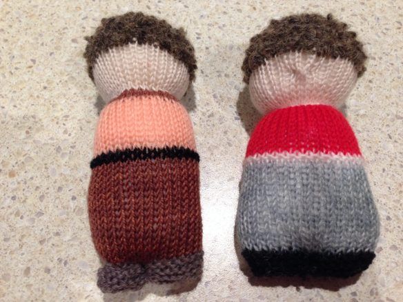 knitted dolls 2