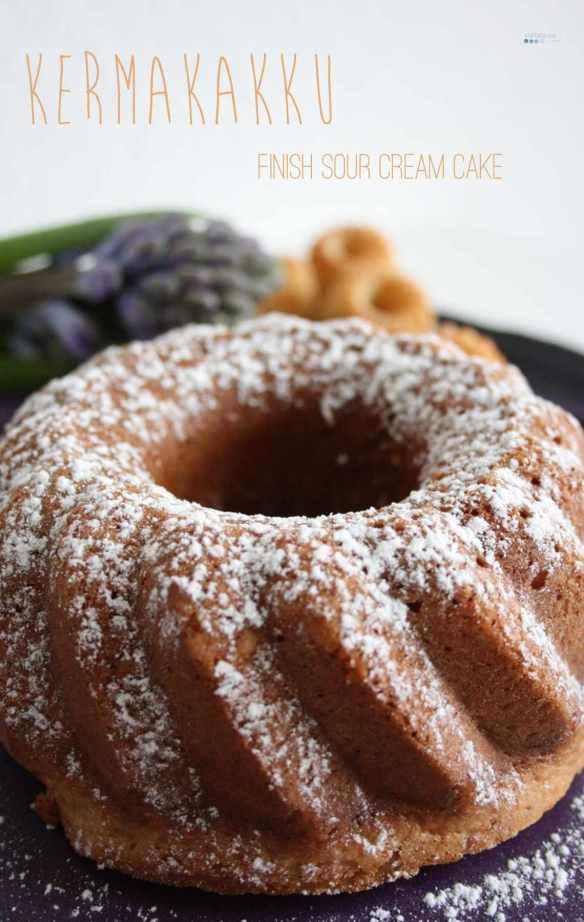 finnish-sour-cream-cake