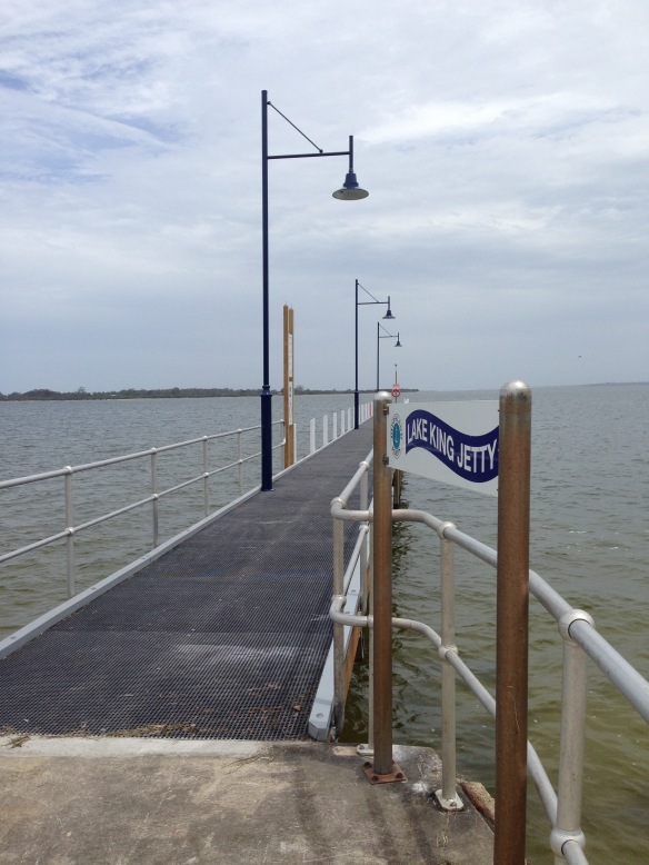 Lake King Jetty
