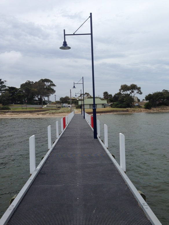 Lake King Jetty 3