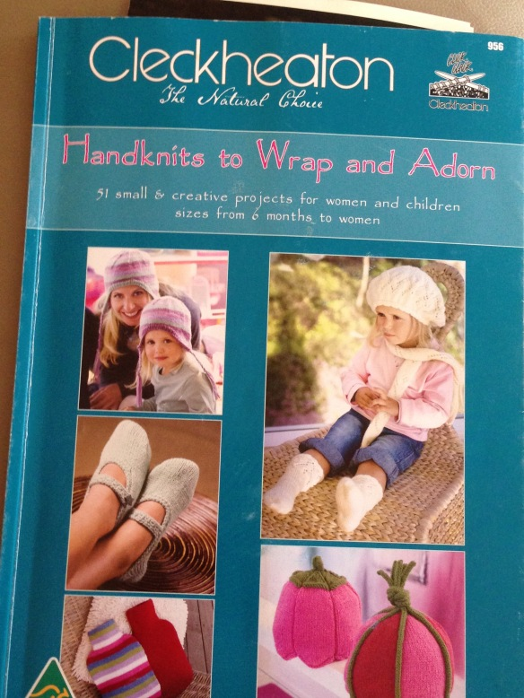 knitting booklet
