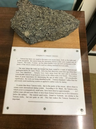 Unique rock. Used all round the world