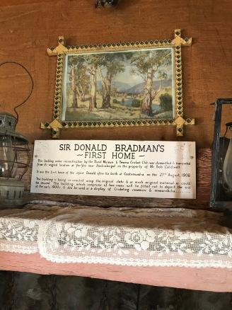 Donald Bradman, the cricketer